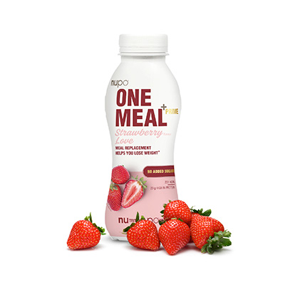 One Meal +Prime Shake For Weight Loss