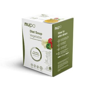 Diétna polievka Nupo - Zeleninová 384g