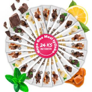 One Meal tyčinka Nupo - Mix kartón 24 ks