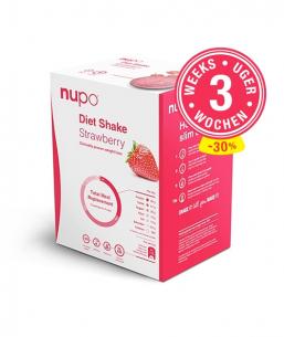 3-ugers Nupo Diet - fuldkosterstatning til vægttab