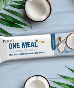 One Meal +Prime Bar For Weight Loss